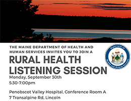Rural Health Listening Session Scheduled for Lincoln Area